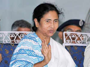 Mamata Banerjee seems to have elbowed her political rivals out in terms of launching the campaign for the 2014 parliamentary elections.