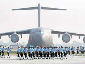 Commissioned on Dec 14, 1974 in the fighter stream of the IAF, Raha has held various command, staff and instructional appointments.