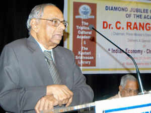 Disagreeing with Reserve Bank's projection on the price situation, former RBI Governor and PM's Economic Advisory Council chairman C Rangarajan said WPI and CPI may not be as high as being projected by the central bank.