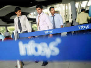 Infosys said the civil resolution with the United States government regarding an investigation it is facing on visa related issues has not been finalised.