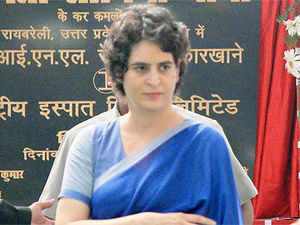 Priyanka asked the party workers to fan out to rural areas and apprise people as to how the Centre has brought the food security scheme but the UP government was reluctant to implement it, said partymen who attended the meeting at the Bhyemau guest house, concluding her two-day visit.