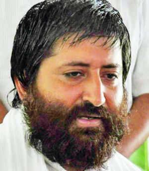 Gujarat cops fail to find Asaram's Narayan Sai son in Chhattisgarh ashram