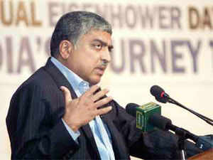"""""""I'm learning of lots and lots of cases that I would not even have thought of,"""" said Nandan Nilekani, chairman of UIDAI"""
