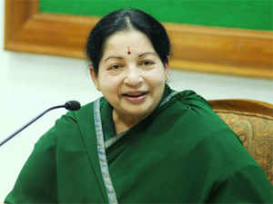 """""""After making allocations in the Union Budget, Centre has reduced 20% of allocations set apart for TN,"""" she charged and accused Centre of not acting with responsibility."""