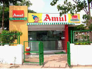 The Amul Dairy has initiated milk procurement operation by organising cooperative societies in Maharashtra, with the commissioning of its Rs 180 crore project Virar Dairy.
