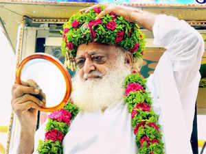 72-year-old Asaram was brought to the city earlier this month on a transit remand from a Jodhpur court, where he was lodged in a jail since August, in another sexual assault case.