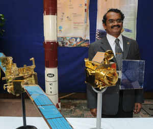 ISRO awaiting govt nod for more funds for Chandrayaan-2