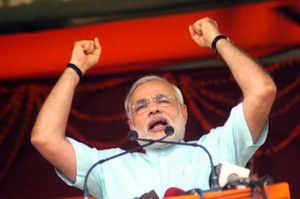 Narendra Modi to expand Gujarat ministry on Friday