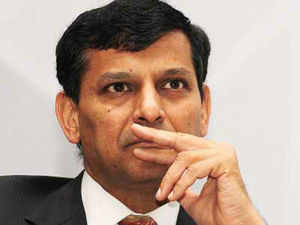 """Rajan said inflationary expectations are high and the RBI needed to """"bring it down and that means we have to take a tough stance""""."""