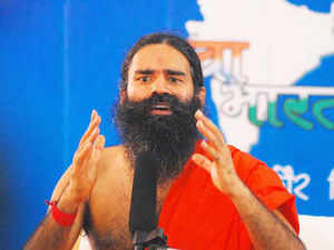 Ramdev has often denied any association with BJP, even though he has praised Modi, the party's prime ministerial candidate.