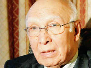 Aziz, Pakistani PM's pointsman for foreign affairs, is expected in Delhi for Asia-Europe (ASEM) foreign ministers meeting on November 11-12.