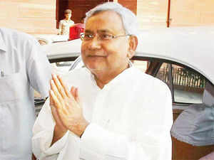 Hitting out at Modi, the Bihar CM said everyone needs development but the model of development is important.