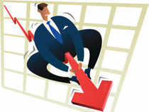 DLF today made a weak opening and as the trade progressed it further fell by 2.81 per cent to Rs 145 on the BSE.