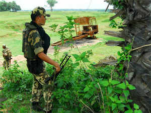 According to the officer, the security personnel were conducting anti-Naxal operations in the interior parts of the Maraiguda jungle.