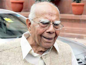 The Delhi High Court Thursday issued summons to the BJP and its parliamentary board members on a civil defamation case filed by veteran lawyer Ram Jethmalani over his expulsion from the party May 28.