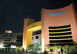 Cognizant expects 2013 earnings of at least $3.96 per share on revenue growth of at least 19 percent to $8.74 bn, Chandrasekaran said.