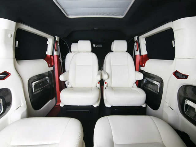 Dc Design Develops Custom Interior Package For Nissan Evalia Dc Design Nissan Evalia The Economic Times
