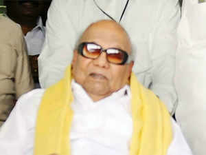 DMK chief M Karunanidhi said people of Tamil Nadu expect that there should not even be a symbolic participation from India at CHOGM.