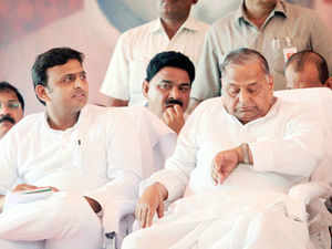 He avoided a direct answer to whether his father and SP chief Mulayam Singh Yadav would be a prime ministerial candidate of that front.