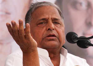 """Samajwadi Party chief Mulayam Singh Yadav warned communal forces trying to vitiate the harmony and amity among people in the state, saying his party's government will """"crush"""" them."""