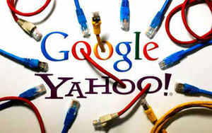 Intelligence agencies of the US and the UK secretly infiltrated into the communication links of popular email providers like Yahoo and Google to get access to its millions of emails, a media report said.