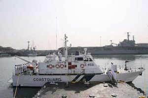 Pipavav Defence and Offshore Engineering Company (formerly Pipavav Shipyard) said it has emerged as the lowest bidder for an order worth Rs 920 crore from Indian Coast Guard.