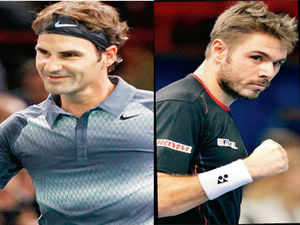 Federer may be the best player in history, but before long he might not be the best in his own country with Wawrinka threatening his dominance.