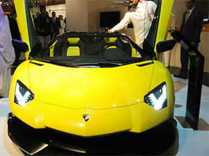 World S Most Expensive Car Lamborhini Aventador Has A Price Tag Of