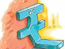 The rupee declined for straight second session today and is the worst performer among the Asian currencies, registering its sharpest fall.