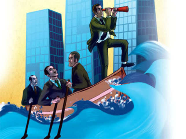 How Business Leaders Navigate In A World Of Vuca