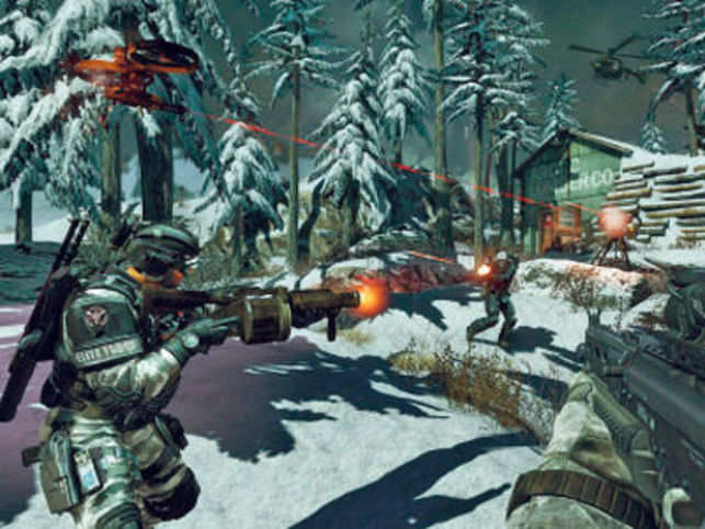 The tenth instalment in the Call of Duty franchise continues to offer the standard campaign and multiplayer modes along with seven new modes.