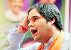 Political buzz over Varun Gandhi's meet with Sourav Ganguly