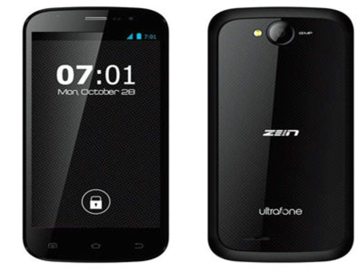 ET Review: Zen Ultrafone Amaze 701 FHD - The Economic Times
