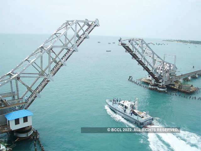Pamban bridge: 10 awesome facts about India's first sea