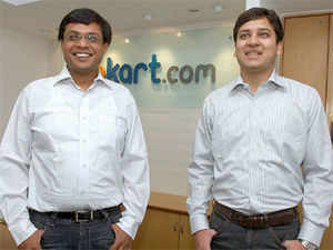 Founded by computer science engineers from IIT-Delhi, Sachin Bansal (left) and Binny Bansal, Flipkart has so far been just a consumer of open source technology, where the source code of a software is made available freely to build new applications.