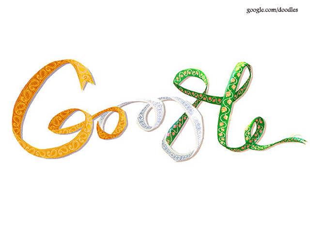 Doodle 4 Google 2012 - India Winner - Google doodles with an