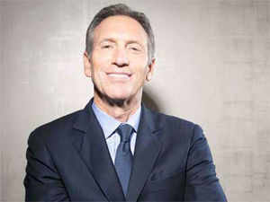 """I could sit and listen to Ratan Tata for days on end. He has so much wisdom and insight not only about India but about the world,"" Howard Schultz said."