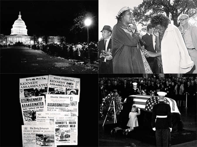 a review of the political career of john f kennedy Background on the collection the john f kennedy assassination records collection act even though the assassinations records review board.