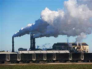 India, China are among the world's biggest contributors to fossil fuel emissions with India's carbon dioxide discharge increasing by a whopping 7.7%.