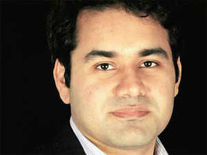 """I was working for Microsoft in the US and when my work visa was rejected, it was a catalyst for me to move back to India,"""" said Kunal Bahl, Snapdeal's founder."""