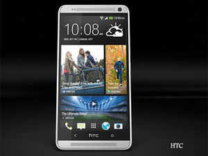 HTC has jumped to 5.9 inch display screen with HTC One Max from 4.7 inch screen size phone model