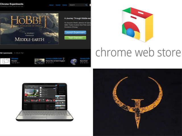 Be a DJ - Some fantastic web applications of Google Chrome