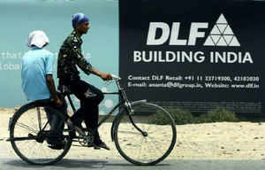 DLF has over 27 million sqft of office space but could soon lose top slot to Blackstone, managing assets worth $200 billion globally.