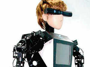 These companies, which make products ranging from smart watches and food-sorters to device-trackers and robots, cater to both local and global clients.  In pic: A robot made by Kochi-based Asimov Robotics.