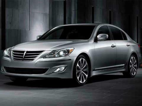 Hyundai Looks To New Genesis To Lift Us Sales Hyundai S