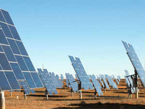 The 100 MW CSP plant is being built at a cost of Rs 2,100 crores and is located adjacent to the 40 MW solar photovoltaic project commissioned by the company last year. (Representative image)