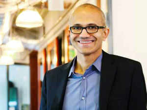 Nadella is Exec VP for Cloud and Enterprise at Microsoft and was a member of the tech staff at Sun Microsystems before joining Microsoft.