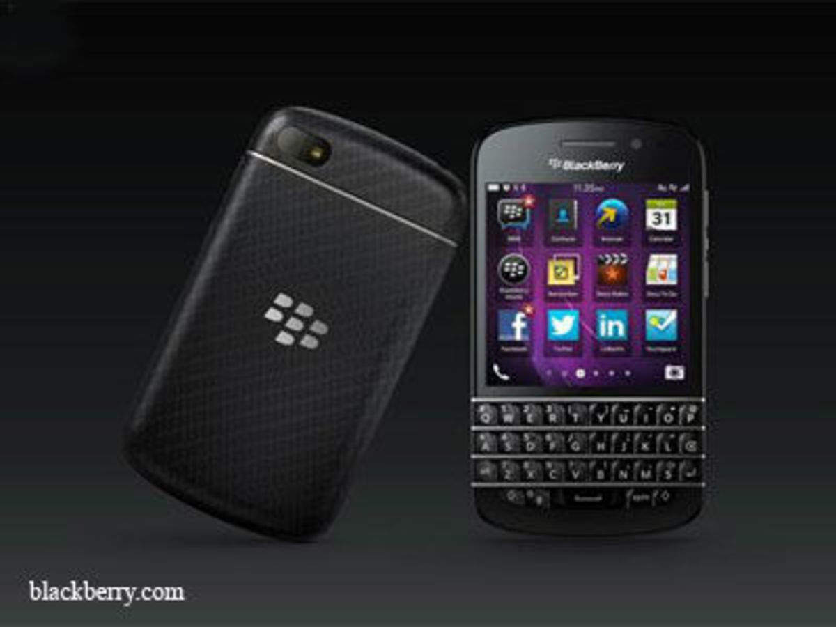 BlackBerry slashes Q10 price by over 13% - The Economic Times