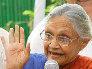 Sheila Dikshit seeks 4th term to continue growth story