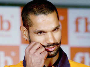 The Kishore Chhabria-promoted alcoholic beverages manufacturer Allied Blenders and Distillers (ABD) roped in cricket batsman Shikhar Dhawan today as brand ambassador for its Jolly Roger music CDs